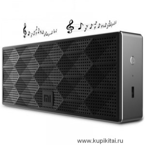 Портативная акустика Square Box Xiaomi Bluetooth Speaker- Bluetooth 4.0 Speaker Music Player Built-in Battery
