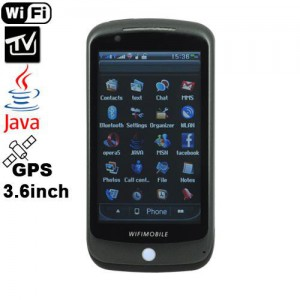 H9 Cell Phone GPS+TV+WIFI