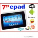 "ePad 7"" Android 2.2"