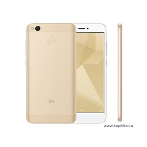 "Смартфон XiaoMi Redmi 4X 32GB 4G LTE Snapdragon 435 Octa Core 1.4GHz 5.0"" 2GB RAM 32GB ROM Android 6."